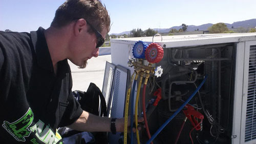 air conditioning service in Murrieta